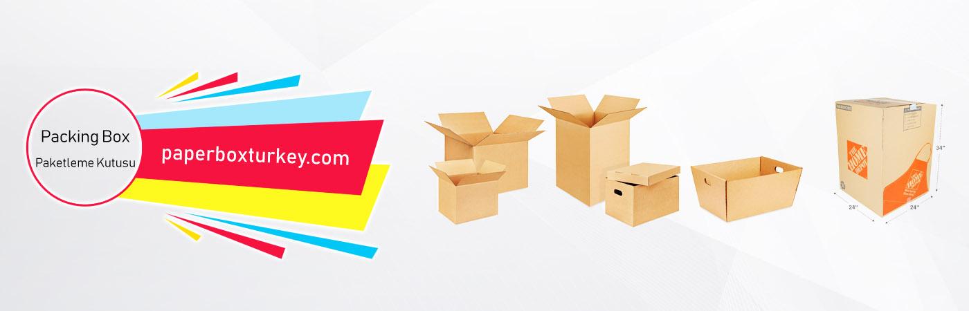 paketleme kutusu, paketleme kolisi, taşıma kolisi, taşıma kutusu üretimi, koli imalatı
