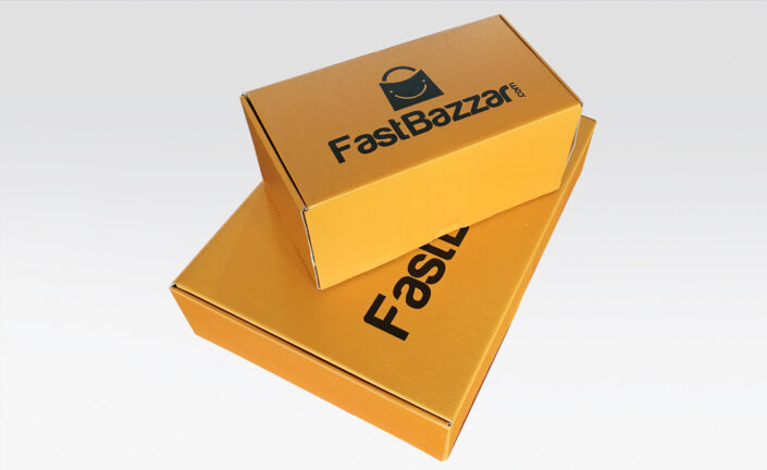 packaging box, packaging box production, parcel manufacturing