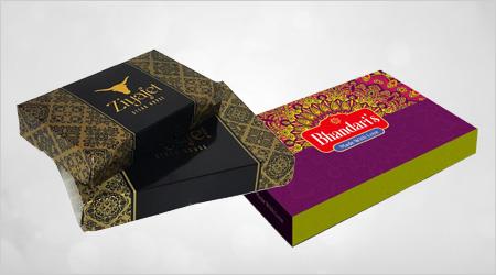 dessert box, dessert box production
